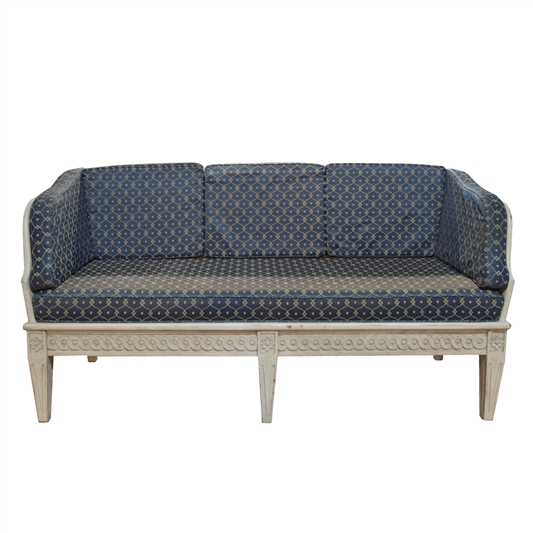 Swedish Two Person Settee