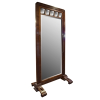 French Art Nouveau Dressing Mirror