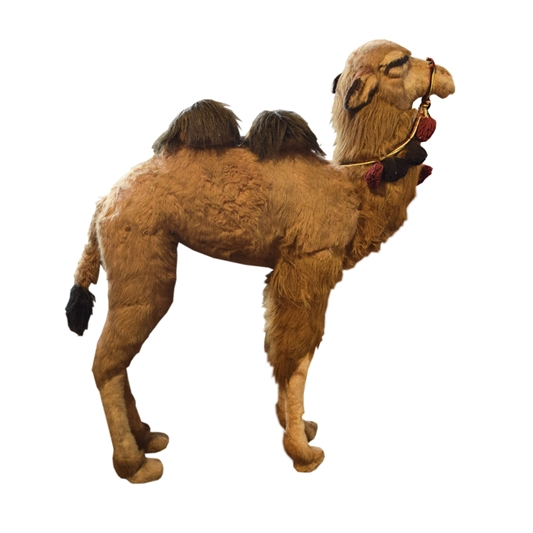 French Stuffed Toy Camel