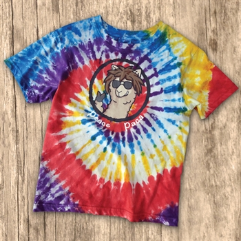LAST CHANCE: KS439 Kid's Vintage Print Animal Tee