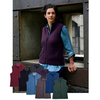 LS213 Women's Ridgeport Zip Vest