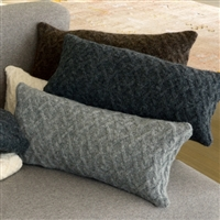 CLEARANCE! RF601 Lattice Cable PIllow Cover