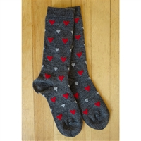 RK482 Heart Sock