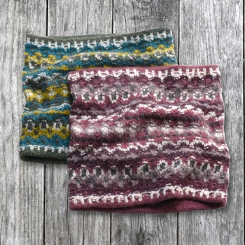 CLEARANCE! RR574 Heritage Knits Cowl