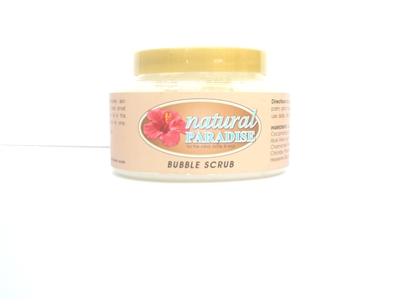 Banana Bubble Scrub