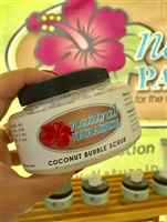 Coconut Bubble Scrub