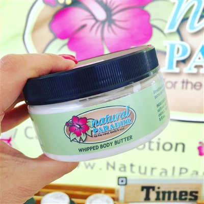 Essential Blend Whipped Body Butter
