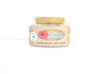 Hawaiian Ginger Aloha Walnut Scrub