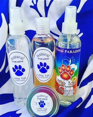 Little Tail Pet Spa Pack