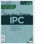 2018 International Plumbing Code Turbo Tabs - Soft Cover