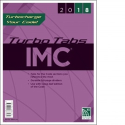 2018 International Mechanical Code Turbo Tabs - Soft Cover