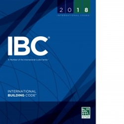 2018 International Building Code - Soft Cover