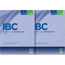 2018 IBC Code and Commentary Combo, Volumes 1 & 2