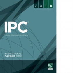 2018 International Plumbing Code - Soft Cover