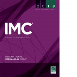 2018 International Mechanical Code - Soft Cover