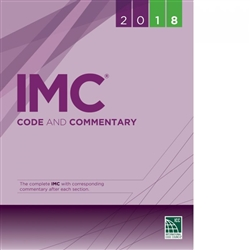 2018 IMC Code and Commentary