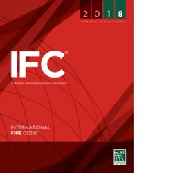 2018 International Fire Code - Soft Cover