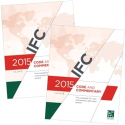 2015 IFC Code and Commentary