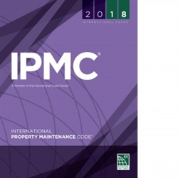 2018 International Property Maintenance Code - Soft Cover