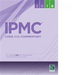 2018 IPMC Code and Commentary