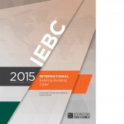 2015 International Existing Building Code - Loose Leaf