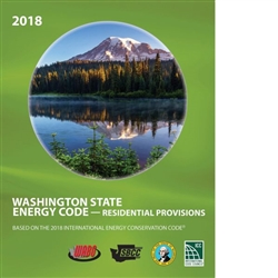 2018 Washington State Energy Code - Residential Provisions