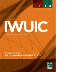 2018 International Wildland-Urban Interface Code - Soft Cover