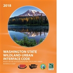 2018 International Wildland-Urban Interface Code (IWUIC) with Washington Amendments - Soft Cover