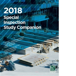 2018 Special Inspection Study Companion