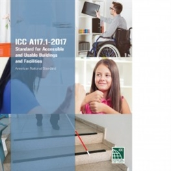 ICC A117.1-2017 Standard for Accessible and Usable Buildings and Facilities