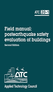atc 20 1 field manual postearthquake safety evaluation of building rh wabobookstore org field manual 1 field manual 1