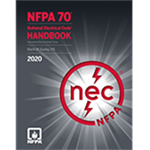 NFPA 70: National Electrical Code (NEC) Handbook, 2020 Edition