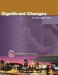2011 Significant Changes to the NEC - Soft Cover