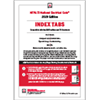 NFPA 70: National Electrical Code (NEC) Tabs, 2020 Edition