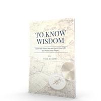 To Know Wisdom Book