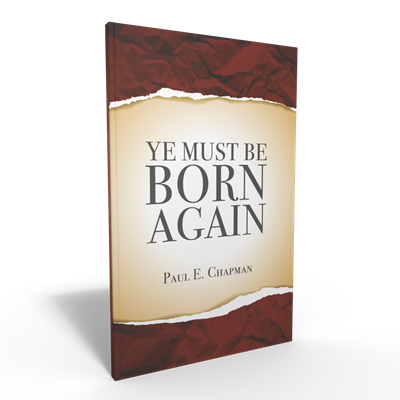 ye must be born again salvation mini-book