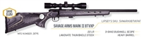 Savage Mark II BTVXP .22LR w/Scope 28795 NEW SALE!