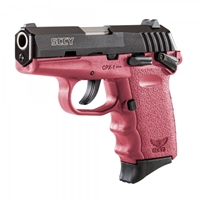 SCCY CPX-1 CBCR Black / Crimson 9MM NEW