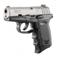 SCCY CPX-2 TT Black / Stainless 9MM NEW
