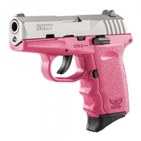 SCCY CPX-2 TTPK Pink / Stainless 9MM NEW