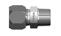 C2404-SS Stainless Steel Adapter | Tube Fittings