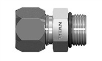 C6400-SS Stainless Steel Adapters | Tube Fittings