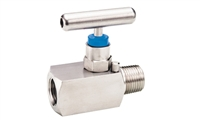 Standard Design Stainless T-Bar Mini Needle Valve
