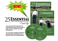 Dennis Voigt - 25 Essential Retriever Training Drills for Handling
