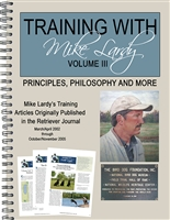 Training with Mike Lardy Vol. III
