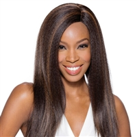 SYNTHETIC LACE FRONT WIG LONG - HAZEL
