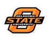 Oklahoma State University Vinyl Decal