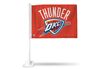 Oklahoma City Thunder Car Flag