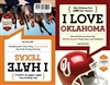 I love OK - I Hate TX Book