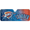 Oklahoma City Thunder Auto Sun Shade
